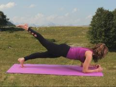Pilates Plank medium
