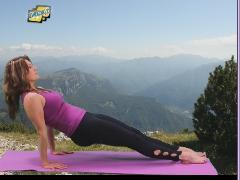Pilates leg pull suspine easy