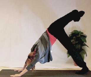 Yoga  lichaamsbeheersing en balans