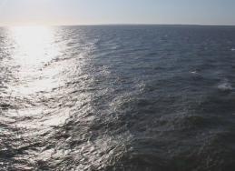 Meditatie met zee